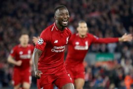 Naby Keita absen perkuat Liverpool di final Liga Champions