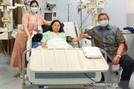 Kesehatan Ani Yudhoyono kembali kritis