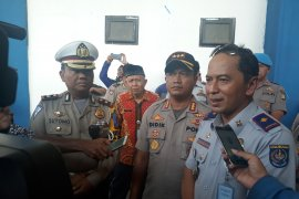Sebanyak 2.823 pemudik diberangkatkan dari Terminal Jatijajar Depok