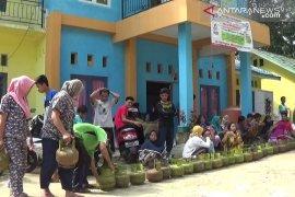 Warga Kotabaru kesulitan peroleh gas elpiji tabung 3 kilogram