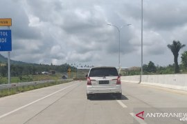 Jasamarga gratiskan pemudik melewati Tol Manado-Bitung