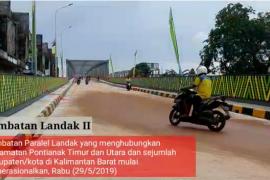 Jembatan Landak II (Vlog)
