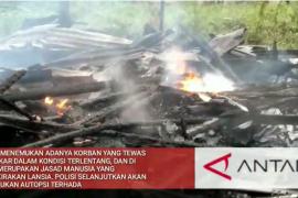 Seorang korban tewas dalam kebakaran di Pontianak Utara