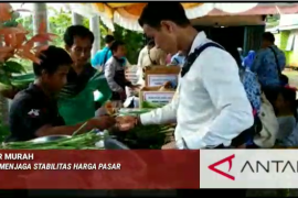 Pasar Murah Kapuas Hulu