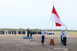 Prajurit Lanud wajib terapkan ideologi Pancasila saat tugas