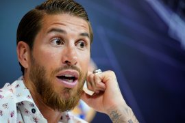 Zidane faktor Sergio Ramos bertahan di Real Madrid