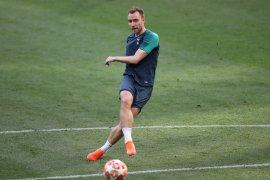 Eriksen ikut Modric pindah dari Spurs ke Madrid