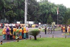 Ratusan ASN Langkat peringati kelahiran Pancasila