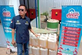 "Polres Bangka Tengah kawal pemberlakuan sistem ""fuel card"" di lima SPBU"