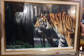 Hobi memotret, Ibu Ani Yudhoyono sering foto satwa liar di TSI Bogor