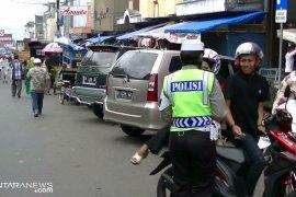 Lahan parkir di Kota Sukabumi belum memadai