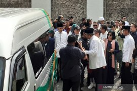 Hari Kepulangan Ibu Ani Yudhoyono bertepatan Hari Lahir Pancasila,