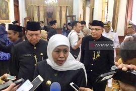 Gubernur Khofifah: Ani Yudhoyono  punya peran luar biasa pada pilgub Jatim