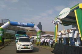 BPJS Ketenagakerjaan Banten berangkatkan 2.500 pemudik  gratis