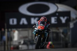 Start di belakang Marquez, Quartararo incar podium di MotoGP Mugello