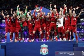 Juara Liga Champions, Liverpool dekati Milan
