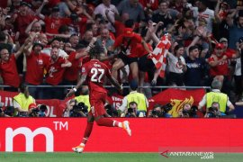Jinakkan Tottenham 2-0, Liverpool juara Liga Champions