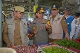 Harga cabai merah dan bawang putih dongkrak inflasi Jambi