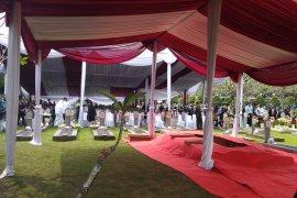 Megawati hadir di pemakaman Ani Yudhoyono