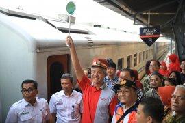 Jateng satu-satunya provinsi sediakan mudik gratis dengan kereta api
