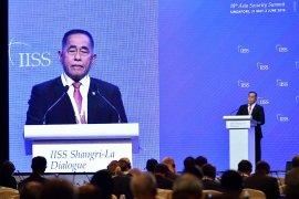 Menhan RI sampaikan stabilitas keamanan kawasan di Singapura