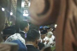 Ma'ruf Amin imam sholat jenazah Ani Yudhoyono