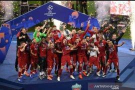 Taklukkan Tottenham 2-0, Liverpool juara Liga Champions