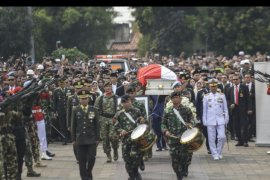 Pemakaman Ani Yudhoyono