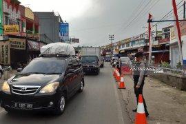 Puncak arus mudik di Sukabumi diprediksi H-1 Lebaran