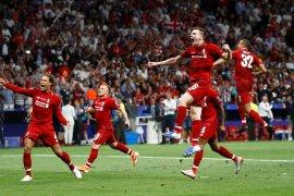 """Liga Champions, Liverpool sedikit lebih """"beruntung"""" atas City"""