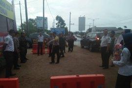 Polres Bangka Tengah antisipasi kejahatan jalanan selama arus mudik