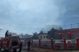 Lapas Pidie Aceh terbakar