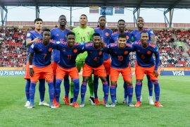 Kolombia singkirkan Selandia Baru melalui adu penalti