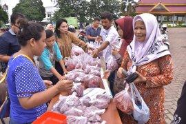 Pemkot Tebing Tinggi subsidi harga cabai merah Rp 7 ribu dan bawang merah Rp 5 ribu