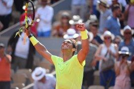 Nadal atasi Nishikori ke semifinal French Open