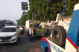Antisipasi kendaraan pemudik mogok, Dishub Tangerang siagakan derek