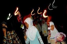 Kumandang Takbir bergema menyambut Idul Fitri 1440 Hijriyah di Biak