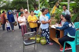 Pertamina terus lakukan operasi pasar elpiji subsidi di Kabupaten Sambas