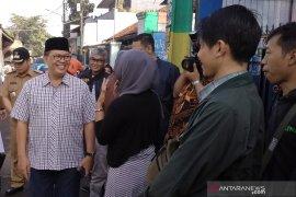 Oded Danial gelar griya pertamanya sebagai Wali Kota Bandung