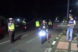 Pascateror ledakan di Kartasura, Polres Sukabumi gelar razia