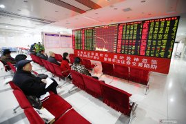 Pasar saham China dibuka lebih tinggi pada perdagangan Rabu