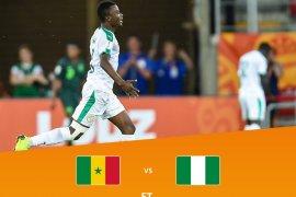 Timnas U20 Senegal ke babak perempat final setelah kalahkan Nigeria 2-1