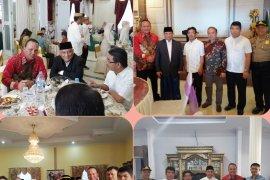 K3 Gorontalo kunjungi pejabat sampaikan ucapan Idul Fitri