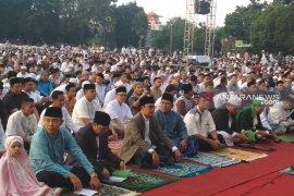 Shalat Idul Fitri di Kota Sukabumi dipusatkan di Lapang Merdeka