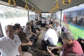 "Bus ""TAYO"" Tangerang beroperasi selama mudik Lebaran"