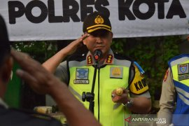 Polresta Tangerang tingkatkan kewaspadaan pasca perisitiwa ledakan Kartasura