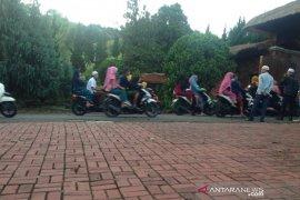 Prabowo  sampaikan selamat Idul Fitri