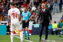 Kalah di semifinal UEFA Nations League, Swiss bidik tempat ketiga
