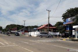 Antrean kendaraan mulai terjadi di Pelabuhan Tanjungkalian Muntok