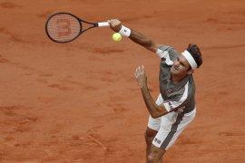 Federer ketemu Goffin di final ke-16 Noventi Open